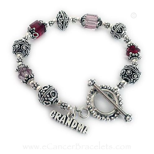 Grandma Bali Awareness Bracelet