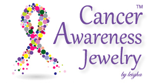 Cancer Awareness Jewelry by Leigha - Survivor, Hope, Courage and In-Memory (TM) trademark