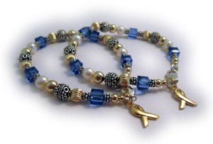 Colon Cancer Friendship Bracelet