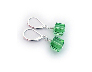 Cancer Colored Earrings